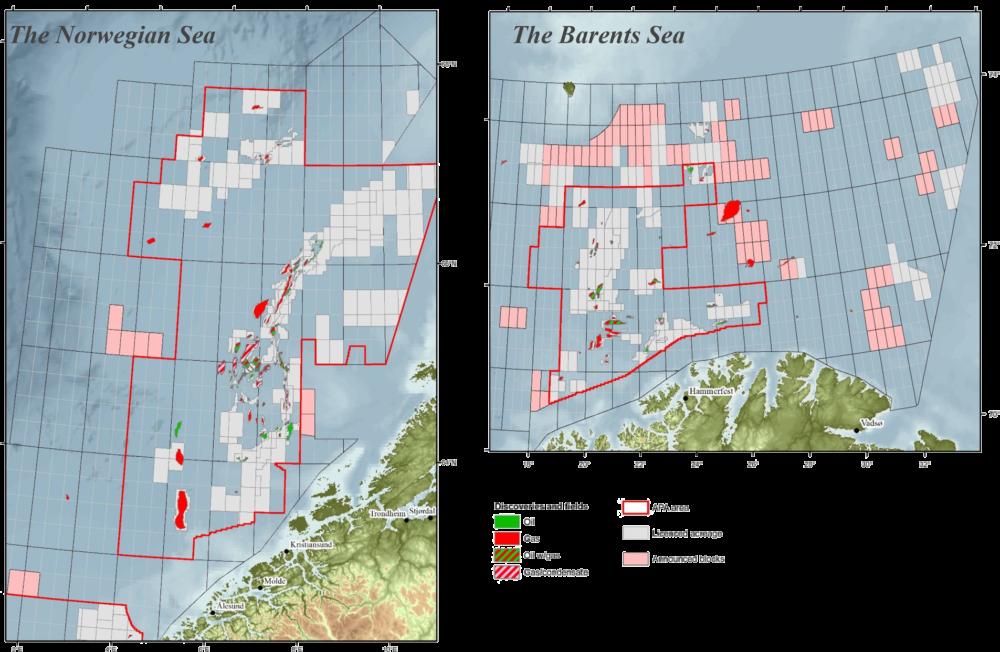 Source: Norwegian Petroleum Directorate