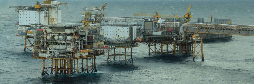 Bilde av Ekofisk-komplekset