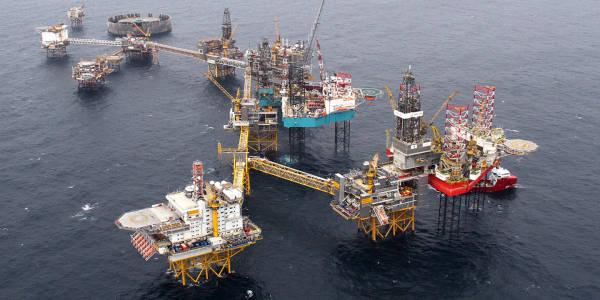 Norway's petroleum history - Norwegianpetroleum no