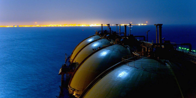 LNG - Las Raffan i Qatar