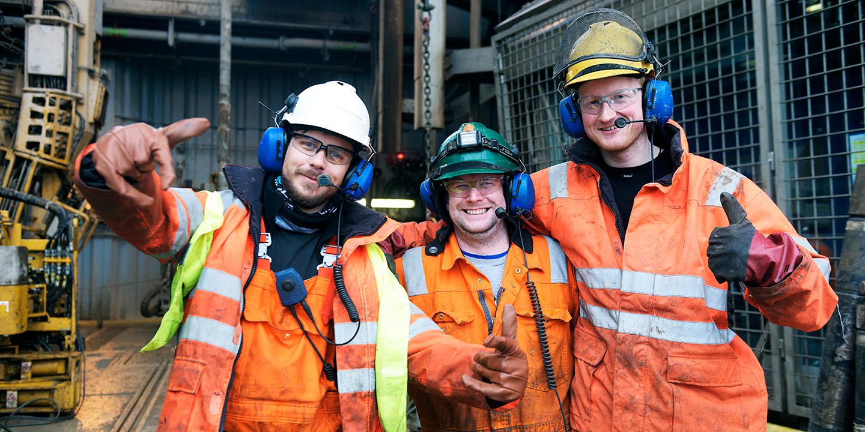 Employment In The Petroleum Industry Norwegianpetroleum No