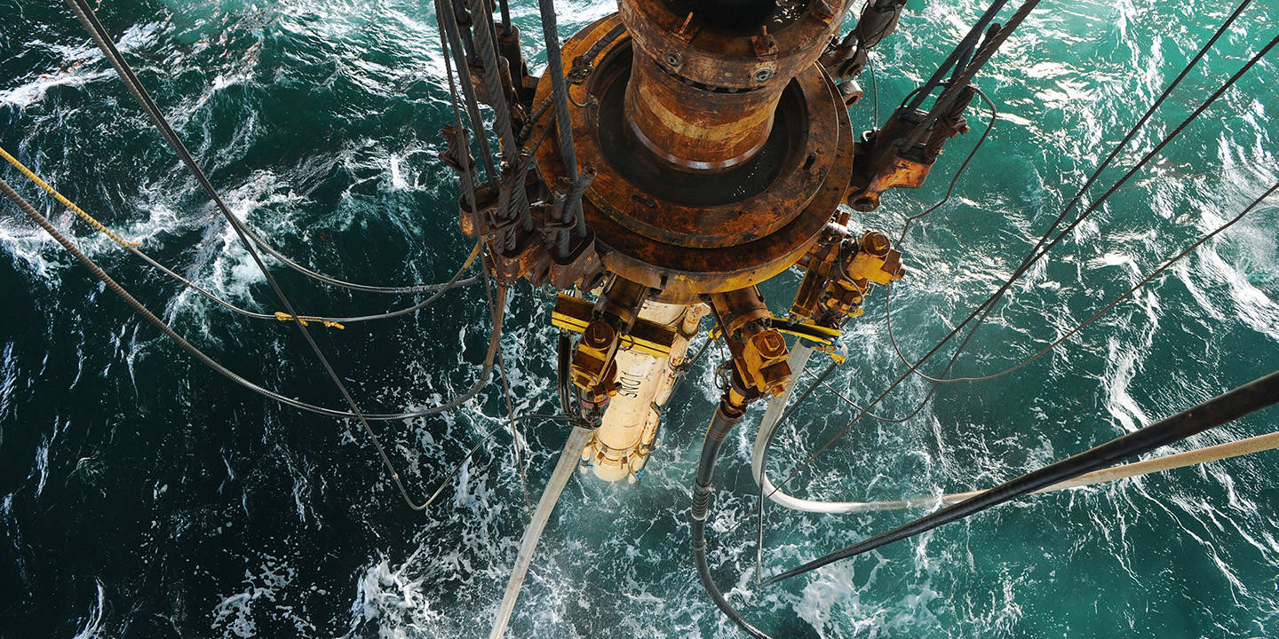Transocean Leader on the Aldous Major South prospect (PL 265) in the North Sea